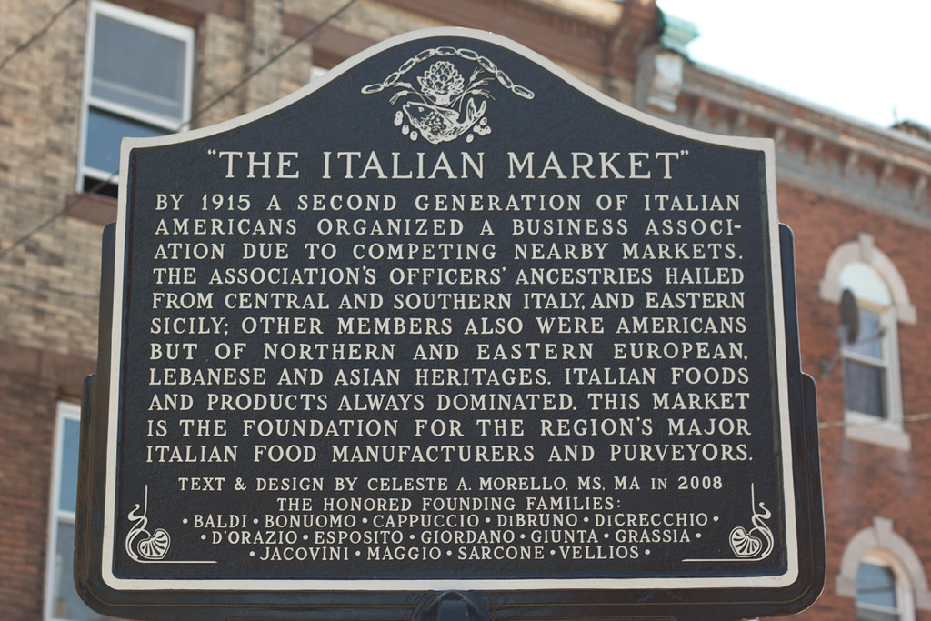 A Brief History of the Italian Immigrant Community in South ...
